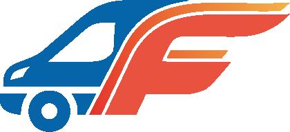 FurgonFuvar logó